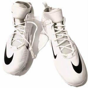 NWOT Nike Lunar Superbad Rare Football Cleats Sz16